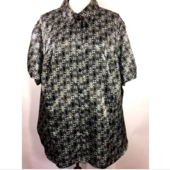 94091c5f Lane Bryant Tops | Womens Short Sleeve Blouse Plus 2628 | Poshmark